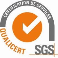 Certification SGS, pneus usagés